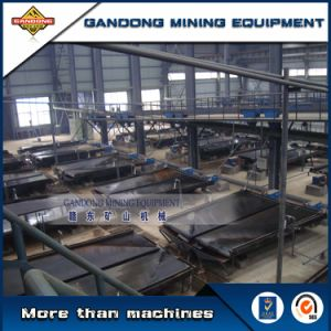 High Quality Zircon Ore Shaking Table Zircon Mining Equipment pictures & photos