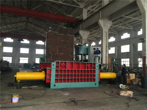 Y81 Series Hydraulic Metal Baler pictures & photos