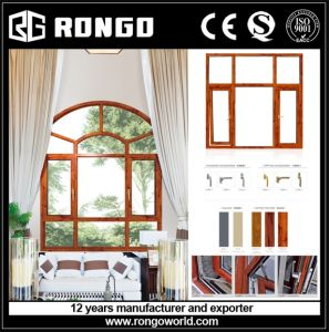 Aluminum Casement Window with Optional Colors pictures & photos