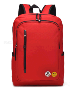 Red Student Laptop Backpack Bag, Computer Shoulder Backpack Bag for Schoolyf-Pb1604 pictures & photos