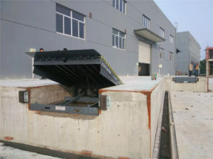 Stationary Hydraulic Loading Ramp (DCQ12-0.6) pictures & photos