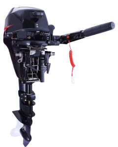Aiqidi F20 4 Stroke Outboard Motor 20HP pictures & photos