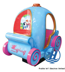 Coin Operated Princess Car Kiddie Ride Game Machine for Children (ZJ-K144) pictures & photos