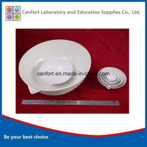 High Quality Porcelain Hemispherical Evaporating Dish pictures & photos