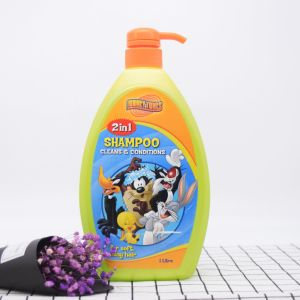 2-in-1 Looney Tunes Shampoo & Conditioner for Soft Shiny Hair and Skin pictures & photos
