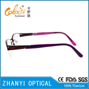 Latest Design Beta Titanium Optical Glasses (8319) pictures & photos