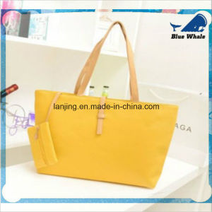 Women PU Leather Tote Shoulder Bags Handbags Satchel Messenger Bag pictures & photos