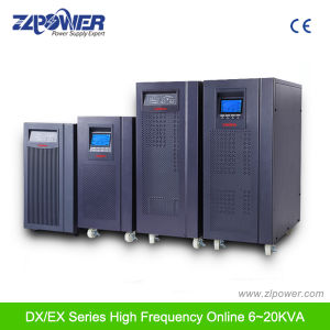 20kVA UPS Parallelable High Frequency Online UPS (EX3120KLVA) pictures & photos