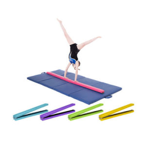High Grade Custom Folding Gymnastics Balance Beam for Kids pictures & photos
