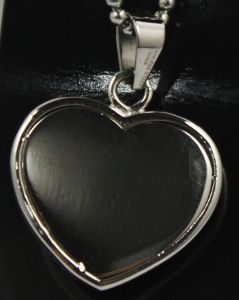 Fashion Jewelry 2017 Double Layer Heart Pendant Necklace in Necklaces pictures & photos
