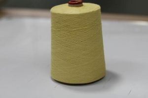 Cotton Polyester Spun Blended Yarn (60%Cotton, 40%Polyester) for Knitting Weaving