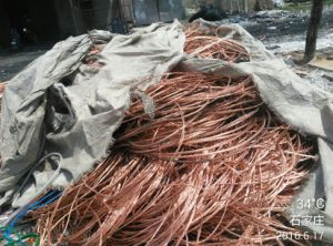 Millberry Copper Wire Scrap 99.95% Best Chinses Supplier pictures & photos