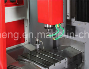 High Speed CNC Engraving and Milling Machine GS-E500/CNC Router/Milling Machine/ Engraving Machine pictures & photos