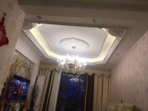 High Quality Polyurethane Ceiling PU Medallion pictures & photos