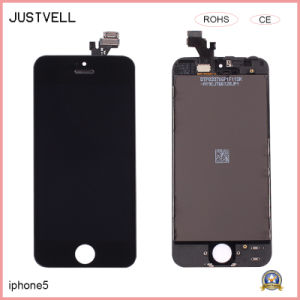 Mobile/Cell Phone LCD Monitor for iPhone 5c Screen Display Digitizer pictures & photos