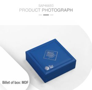 Exclusive Firm Clamshell Functional Leather Gift Package Box pictures & photos