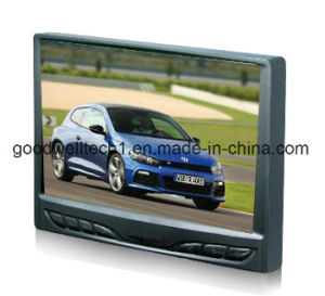 "7"" LCD Monitor for Car Multimedia Player pictures & photos"