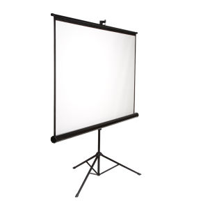Yes Portable Tripod Screen Projector with Floor Standing, Hot Sale pictures & photos