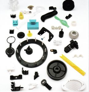 Plastic-Injection-Molded-Parts Fasteners Spare Parts