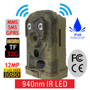 GSM SMS Hunting Trail Camera 12MP Support MMS Smpt GPRS pictures & photos