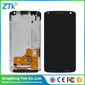 100% Working LCD Screen Assembly for Motorola Droid Turbo 2 Display pictures & photos