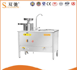Hot Sale Best Price Stainless Steel Gas Soybean Milk Machine pictures & photos