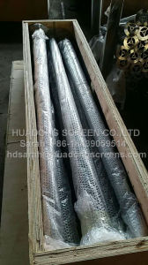 Conical Drill Pipe Screen for Drill Fluid Filtration pictures & photos