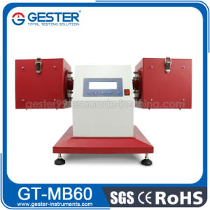 Calibration Certificate Textile fabric Ici Pilling and Snagging Tester pictures & photos