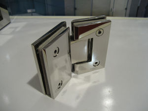 Stainless Steel Shower Door Hinge for Glass Door (SH-0310) pictures & photos