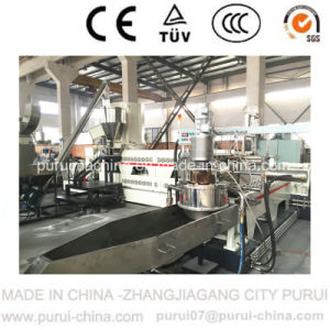 Waste PP Woven Bag Washing Recycling Pelletizing Machine pictures & photos