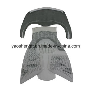 100% Polyester Flyknit Fabric and Flyknit Shoes Upper pictures & photos