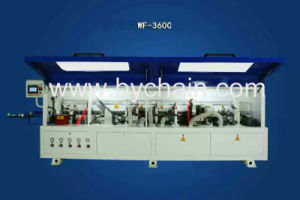 Auto Trimming Furniture Double Slotted Edge Bander/Edge Banding Machine Wf-360c pictures & photos