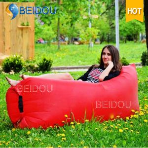 Leisure Beach Air Lounge Bed Inflatable Sofa Camping Air Bed