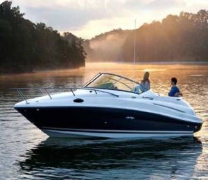 150~220HP Luxury Half Carbin Boat pictures & photos