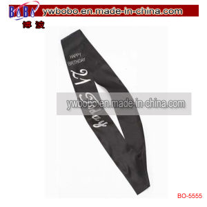 Birthday Sash Gift Present Banner Decoration Party Accessories Supplies (BO-5555) pictures & photos