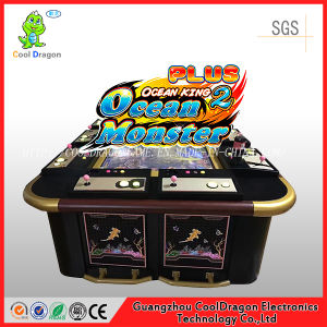Arcade Fishing Hunter Ocean Monster / Bird Shooting Game Machine with Bill Acceptor pictures & photos