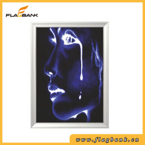 Silver Aluminum A3 Printing Wall Mitred Corner Snap Frame pictures & photos