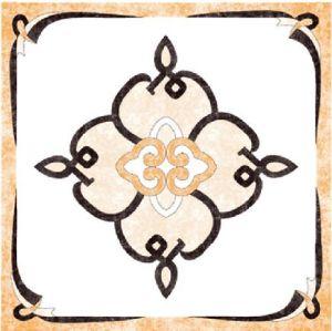 Flower Pattern Carpet Tile Polished Crystal Ceramic Floor Tile 1200X1200mm (BMP47) pictures & photos