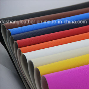 Ca117 Fire Retardant PVC Leather for Furniture A905 pictures & photos