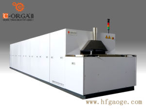 Tunnel-Type Mesh Belt Sintering Furnace for Electronic Components pictures & photos