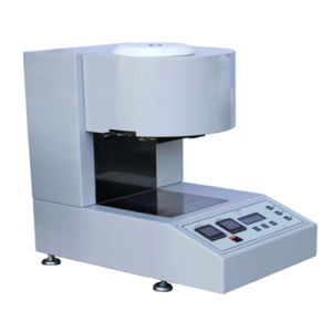 Plastic material Melt Flow Index Tester pictures & photos