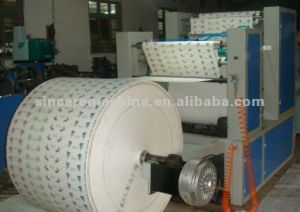 Automatic Roll Die Punching Machine / Paper Cutter pictures & photos