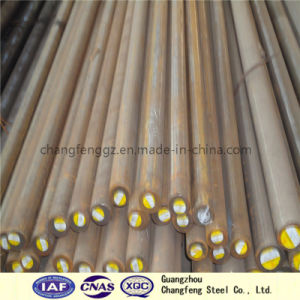 (DC53/SKD11/1.2379) Cold work mould Steel Round Bar Steel pictures & photos