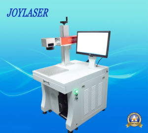 Joylsaer Fiber Laser Marking/Engraving Machine for Metal/Plastic Products