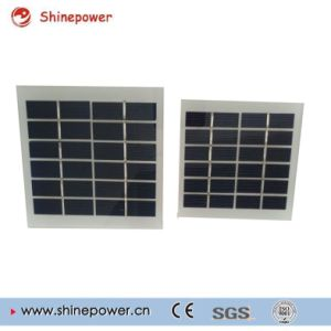 Mini Glass Solar Panel No Frame for Solar Fountains pictures & photos