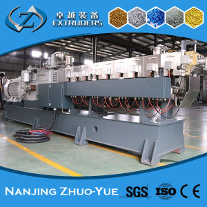 PVC Plastic Recycled Granules Manufacturing Making Machine pictures & photos