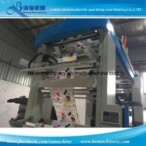 8 Colors Belt Control Paper Flexo Printing Machine pictures & photos