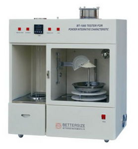 Powder Integrative Characteristic Tester for Analyzing Particle Flow (YX-1000) pictures & photos