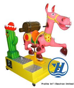 Drunk Donkey Kiddie Ride Game Machine (ZJ-K20) pictures & photos