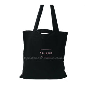Factory Supply Tote Cotton Canvas Shopping Bag pictures & photos